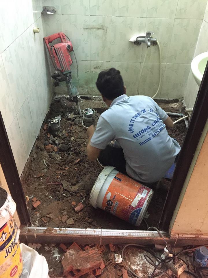 Thợ sửa ống nước giá rẻ tại quận 9 Hotline 0973.982.818 (24/7)