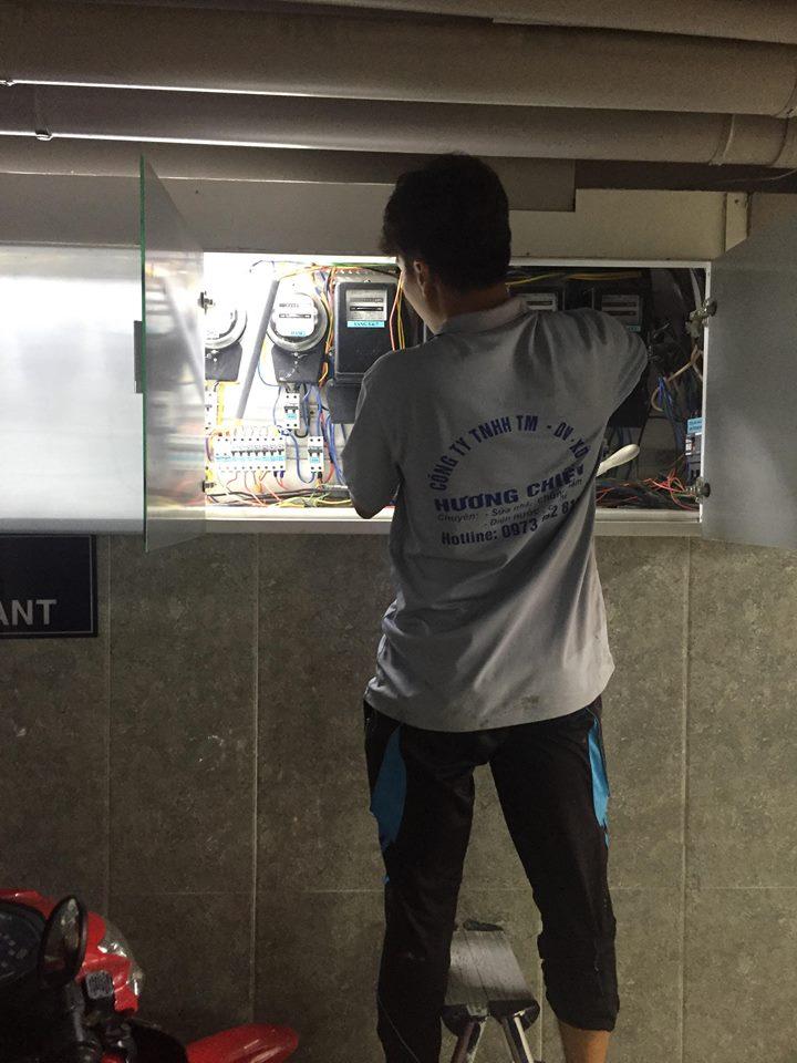 Thợ sửa máy bơm nước tại ở quận 3 TPHCM